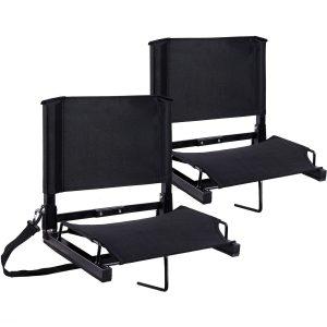 Ohuhu Stadium Seats Bleacher Seat Chairs