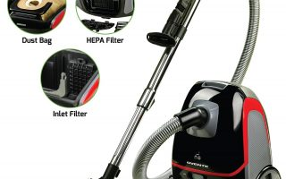 Top 10 Best Canister Vacuum Cleaner in 2020 Review