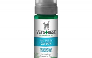 Top 10 Best Cat Shampoo 2020 Review