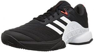 adidas Men's Barricade 2020 Tennis Shoe