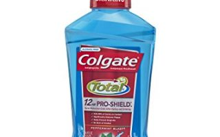 Top 10 Best Mouth Washes in 2020 Review