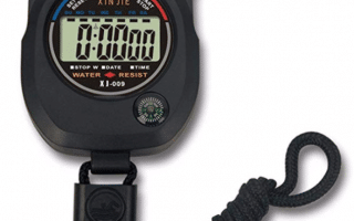 Top 10 Best Waterproof Stopwatches 2020 Review