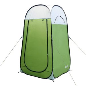 Leader Accessories Pop Up Shower Tent