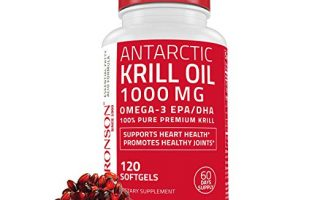 Top 10 Best Krill Oils in 2020 Review