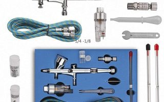 Top 10 Best Airbrush Kits In 2020 Review