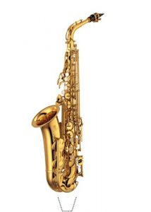 Sprinkles and Toppers Novelty Saxophone