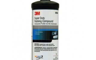Top 10 Best Rubbing Compound 2020 Review