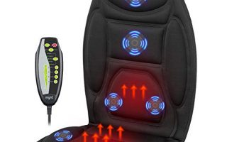 Top 10 Best Car Seat Massagers In 2020 Review