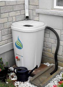 Enviro World 55 Gallon Rain Barrel
