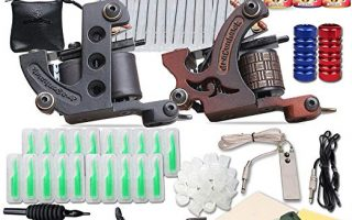 Top 10 Best Tattoo Kits In 2020 Review