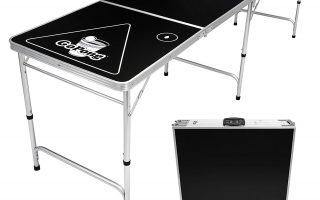 Top 10 Best Beer Pong Tables in 2020 Review