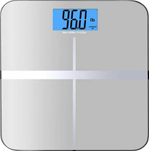 BalanceFrom Backlight Digital Weight Scale