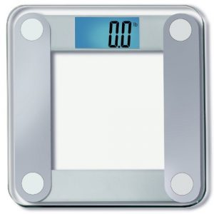 EatSmart Lighted Digital Weight Scale