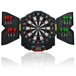 Goplus LED Display Electronic Dart Board