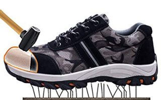 Top 10 Best Safety Shoes in 2020 Review