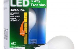 Top 10 Best 3-Way LED Bulb 2020 Review