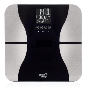 Smart Weigh 440-Pound Digital Weight Scale