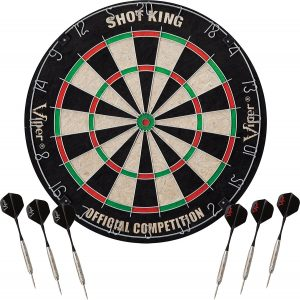 GLD Products Viper Shot King Dart Board
