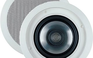 Top 10 Best In-ceiling Speakers in 2020 Review