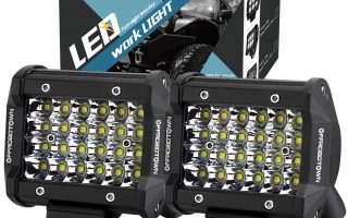 Top 10 Best Led Fog Lights in 2020 Review
