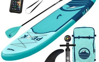 Top 10 Best Blow Up Paddle Board In 2021 Review