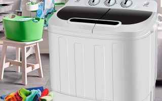Top 10 Best Mini Washing Machine in 2020 Review