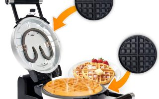Top 10 Best Waffle Makers in 2020 Review