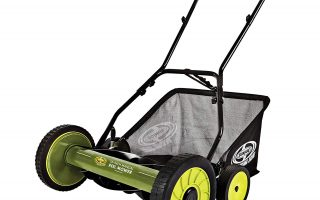 Top 10 Best Reel Lawn Mowers in 2020 Review