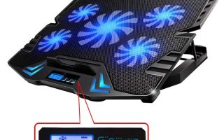 Top 10 Best Laptop Cooling Pad in 2020 Review