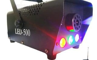 Top 10 Best Fog Machine in 2020 Review