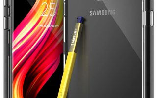 Top 10 Best Case for Samsung Note 9 in 2020 Review