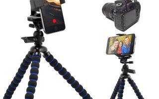 Top 5 Best IPhone XR Tripod In 2020 Review