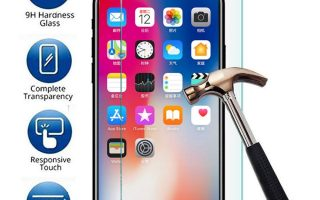 Top 5 Best iPhone XR screen protector in 2020 Review