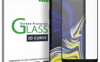 Top 10 Best Screen Protector For Samsung Note 9 in 2020 Review
