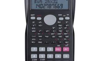 Top 10 Best Scientific Calculators In 2020 Review