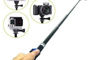 Top 5 Best iPhone XR Selfie Stick 2020 Review