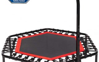Top 5 Best Exercise Trampolines In 2020 Review