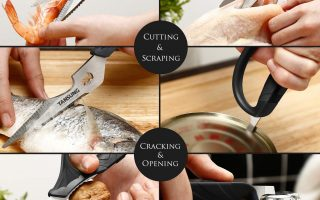 Top 10 Best Kitchen Shears In 2020 Review