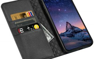 Top 5 Best iPhone XS Max Wallet Case In 2021 Review