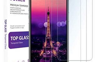 Top 5 Best iPhone xs max tempered glass in 2020 Review