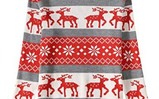 Top 10 Best Christmas Jumpers for Kids in 2020 Review