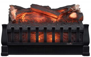 Top 5 best electric fireplaces insert with a heater for existing fireplace in 2020 review.
