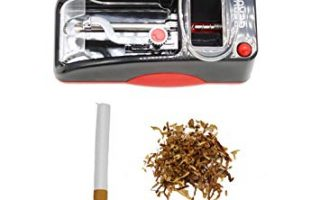 Top 5 Best Electric Cigarette Rolling Machine in 2020 review