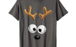 Top 5 Best Christmas T-shirts For Family In 2020 review