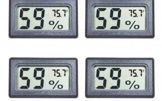 Top 5 Best indoor thermometer in 2020 Review