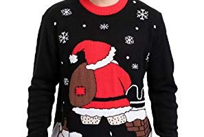 Top 5 Best Cheap & Funny Ugly Christmas Sweater In 2020 Review