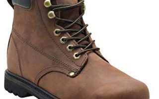 Top 5 Best comfortable work boots in 2020 Review