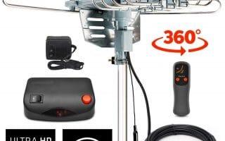 Top 5 Best Outdoor HD Digital TV Antenna In 2021 Review