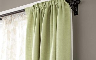 Top 5 best curtain rods | double curtain rods in 2020 review.