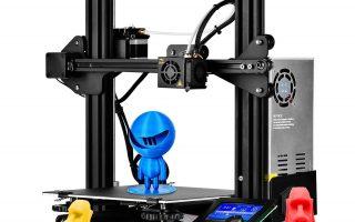 Top 5 Best 3D Printer In 2020 Review